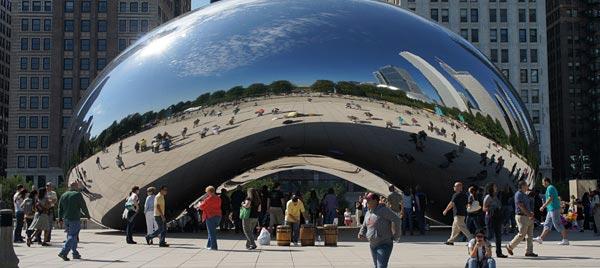 Блестящий Боб в Чикаго