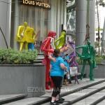 Сингапур – это шоппинг и много-много фоток