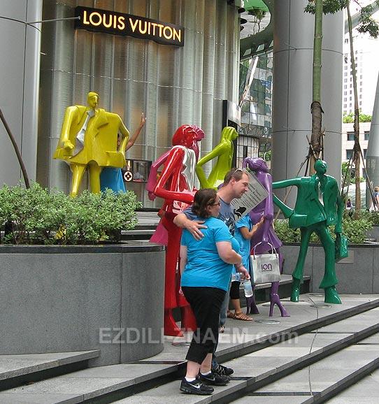 Сингапур. Шоппинг и много фото
