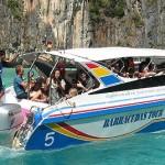 На спидботе к островам Тайланда